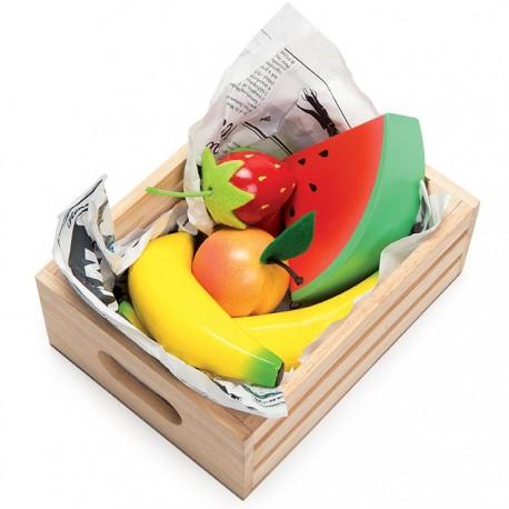 Sélection de fruits
