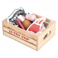 Market Meat Crate