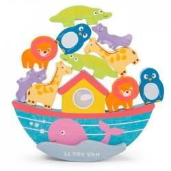 Noah's Balancing Ark