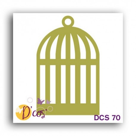 D'CO BIRD CAGE 2