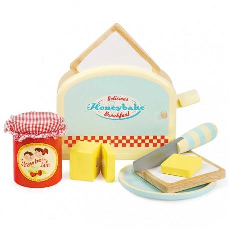Ensemble grille-pain Honeybake