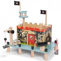 Fort boucannier pirate