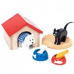 Ensemble d'accessoires pour animaux