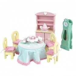 """Salle à manger """"Daisylane"""""""