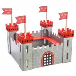 Mon premier château rouge