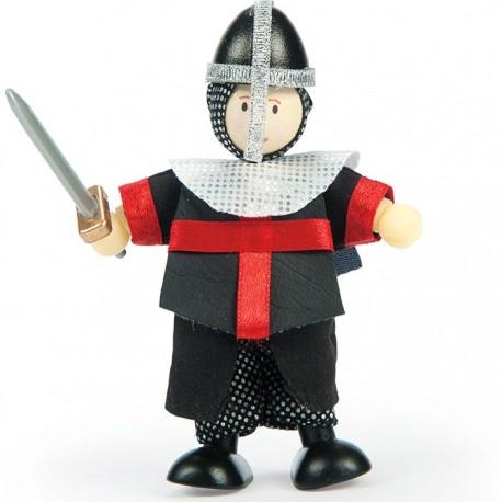 Knight La Valette***