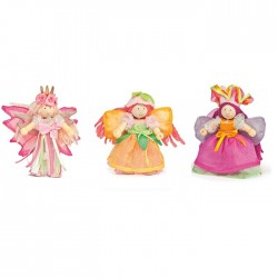 Garden Fairies set