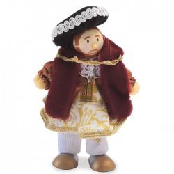 Le roi Henri VIII