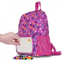 PIXIE BACKPACKS BUBBLE GUM / GLOW IN THE DARK