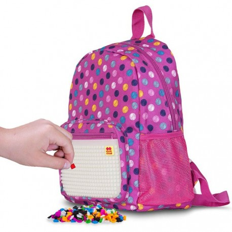 Pixie Backpack BUBBLE GUM / GLOW IN THE DARK