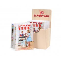 Présentoir mini catalogue Le Toy Van
