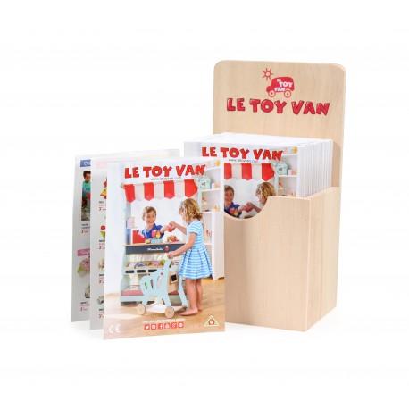 Mini Catalogue Display Box