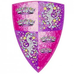 Crystal Princess Shield