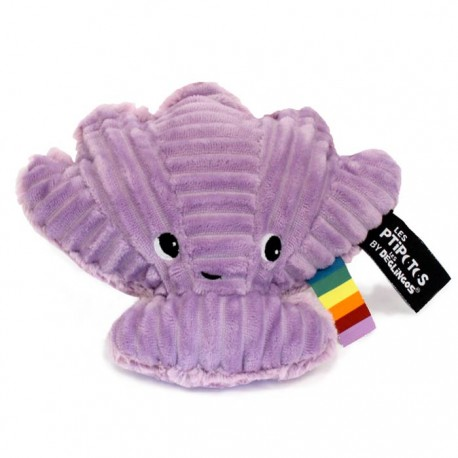 Tétrochou the shell - purple