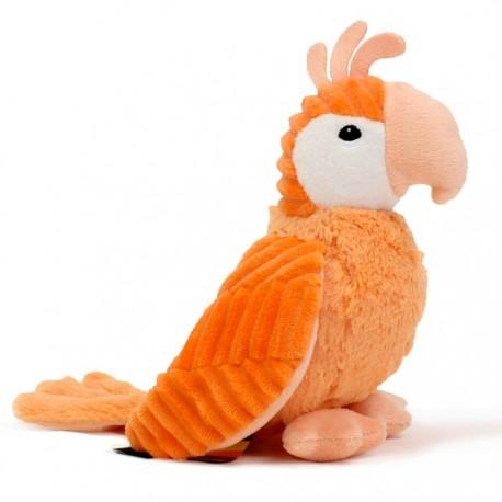 Répétou le Perroquet orange