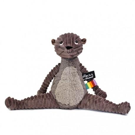 Namastou the Otter - grey