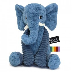 Dimoitou the Elephant - blue