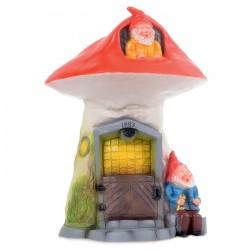 lampe Maison de nains de jardin