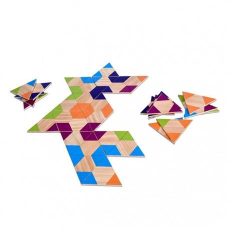 Triangle Domino