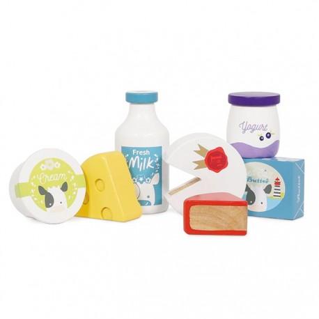 Œufs et produits laitiers