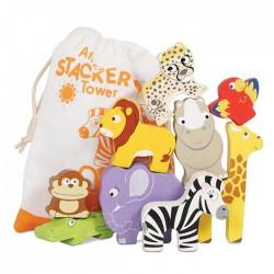 Africa Stacker & Bag