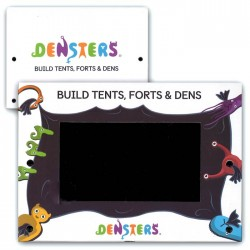 "Screen 4.3"" Densters"