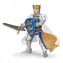 Roi Arthur bleu