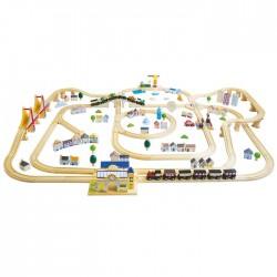 Le Royal Express - Train et accessoires 150 pièces