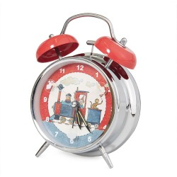 ALARM CLOCK TRAIN 11 CM Ø