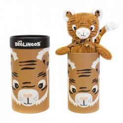 Simply en boite Speculos le Tigre 23 cm - Nouveau