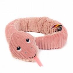 Sermoilcou the Snake - vintage pink