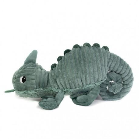 Météou the Chameleon - green
