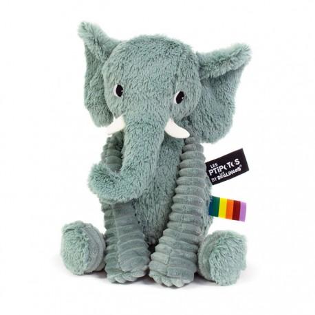 Dimoitou the Elephant - green