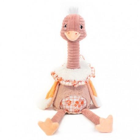 Original Plush Pomelos the Ostrich - New
