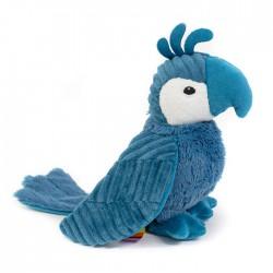 Répétou le Perroquet bleu