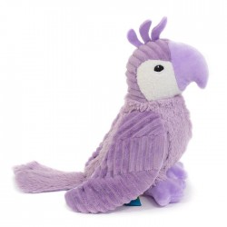 Répétou le Perroquet violet