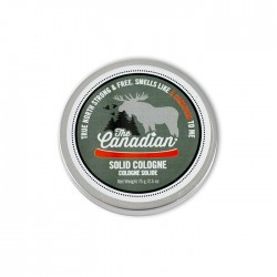 Solid Cream Cologne 2.5 oz  Canadian