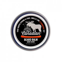 Beard Balm 2.5 oz  Canadian