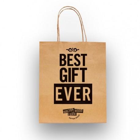 "Sacs Cadeaux ""Best Gift Ever"""