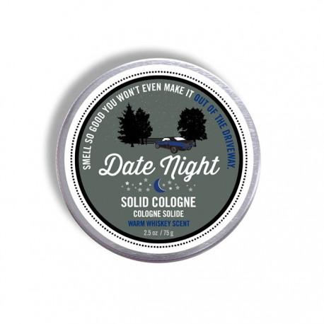 Solid Cream Cologne 2.5 oz  Date Night