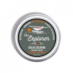 """Cologne solide en crème """"Explorer"""" 2.5 oz"""
