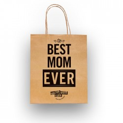 "Sacs Cadeaux ""Best Mom Ever"""