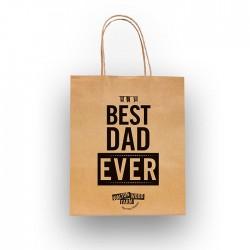 """Sacs Cadeaux """"Best Dad Ever"""""""