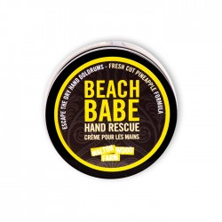 Hand Rescue 4 oz  Beach Babe