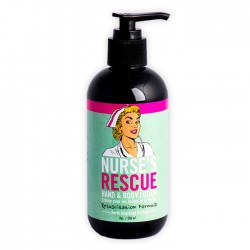 Nurse's Rescue Collection Hand & Body Lotion 8 oz