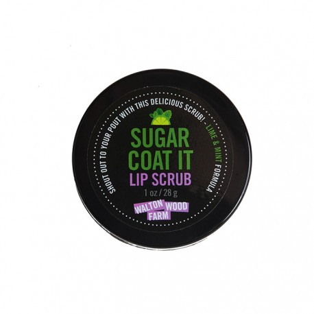 Lip Scrub 1 oz  Sugar Coat It