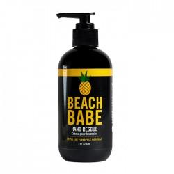 """Crème pour les mains """"Beach Babe"""" en pompe 8 oz"""