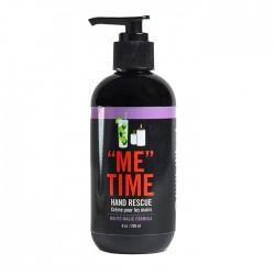 """Crème pour les mains """"Me Time"""" en pompe 8 oz"""