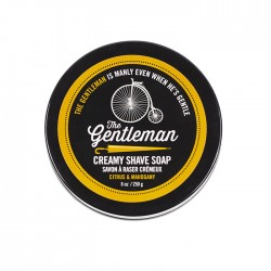 Shave Soap 8 oz Gentleman