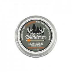 Solid Cream Cologne 2.5 oz  Wanderer